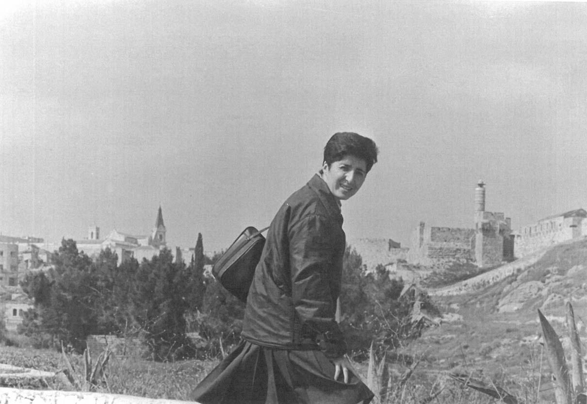 Carmen Hernández - Muralla de Jerusalén